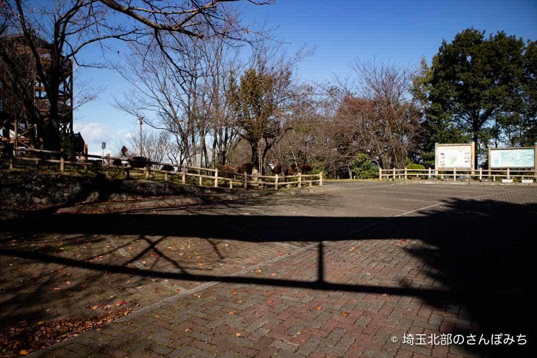小川町見晴らしの丘公園駐車場2