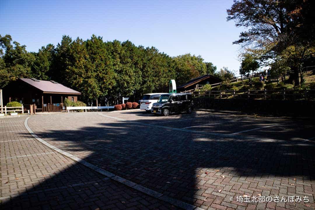 小川町見晴らしの丘公園駐車場