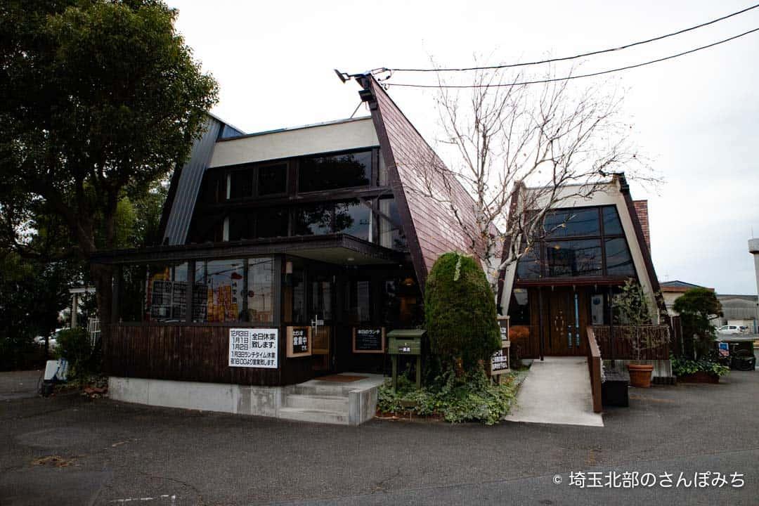 熊谷レストラン高原の外観