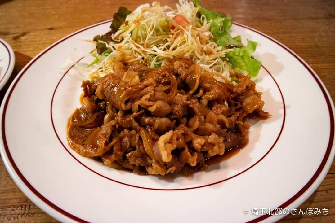 熊谷レストラン高原の牛焼肉