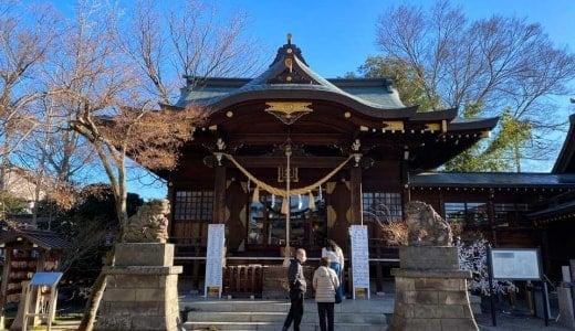 【行田八幡神社】封じの宮で有名な行田市のパワースポット!御守りや御朱印をもらおう