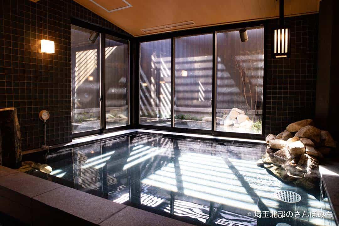 森林ホテルの大浴場(男湯)