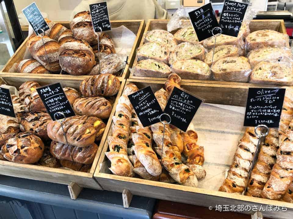 加須・ベイクショップポパイのパンケース