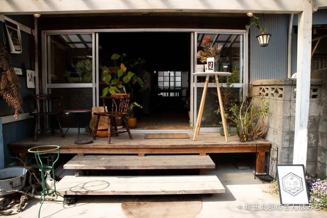 熊谷・ワイズカフェの入口