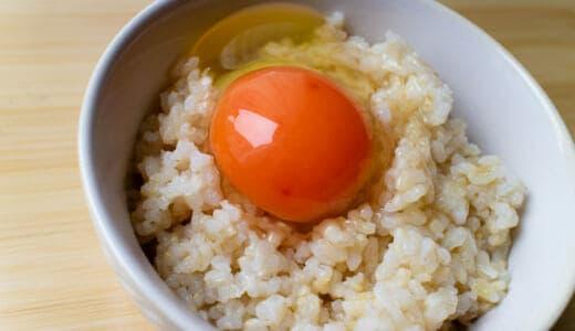 深谷・田中農場の卵かけごはん