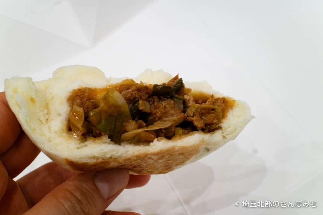 蓮田SA(上り)パオパオの深谷ねぎ味噌豚まん