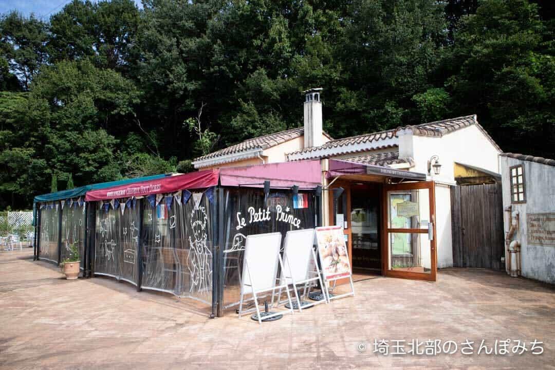 寄居PA(上り)のパン屋・カフェ