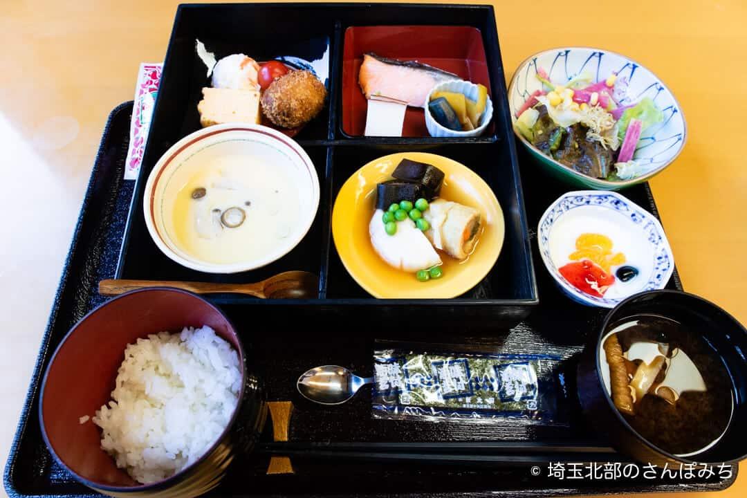 ロイヤルパインズホテル浦和の朝食