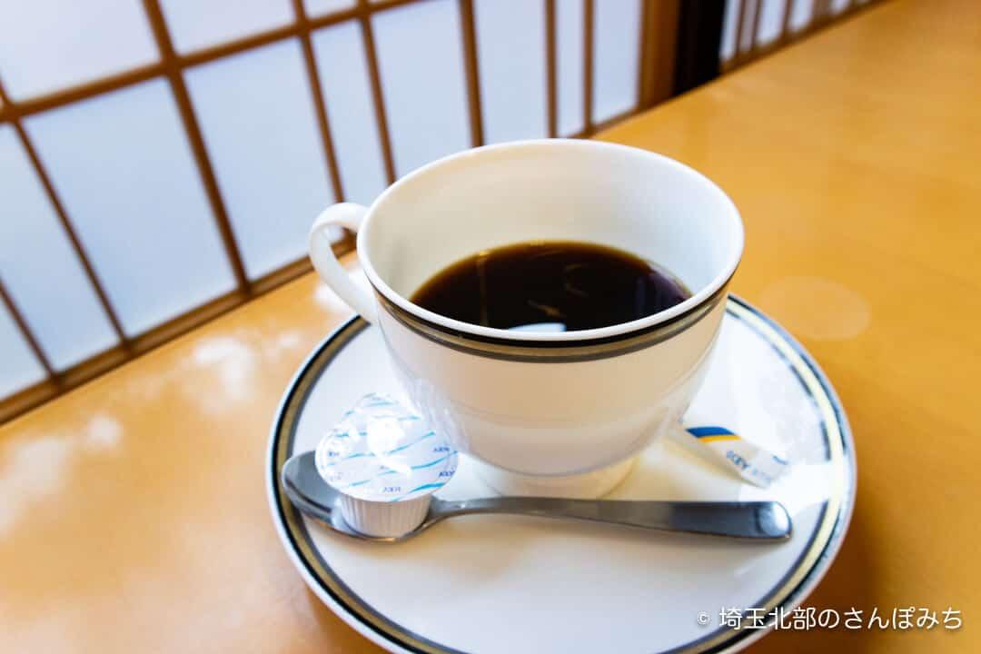 ロイヤルパインズホテル浦和の朝食のコーヒー