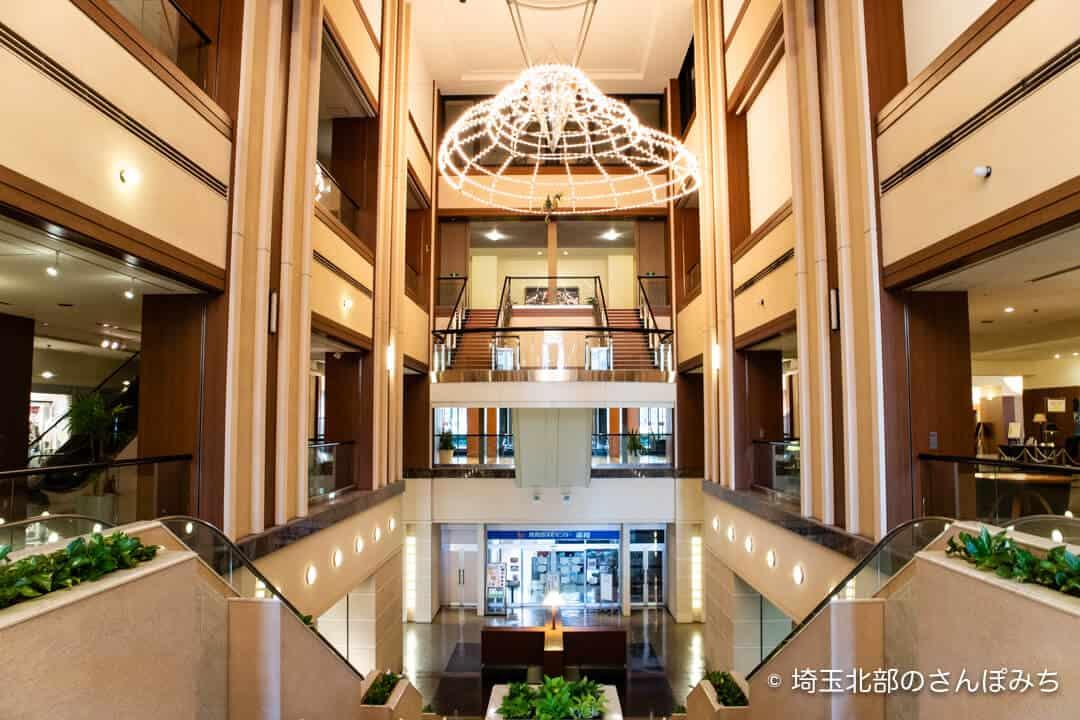 ロイヤルパインズホテル浦和のホール