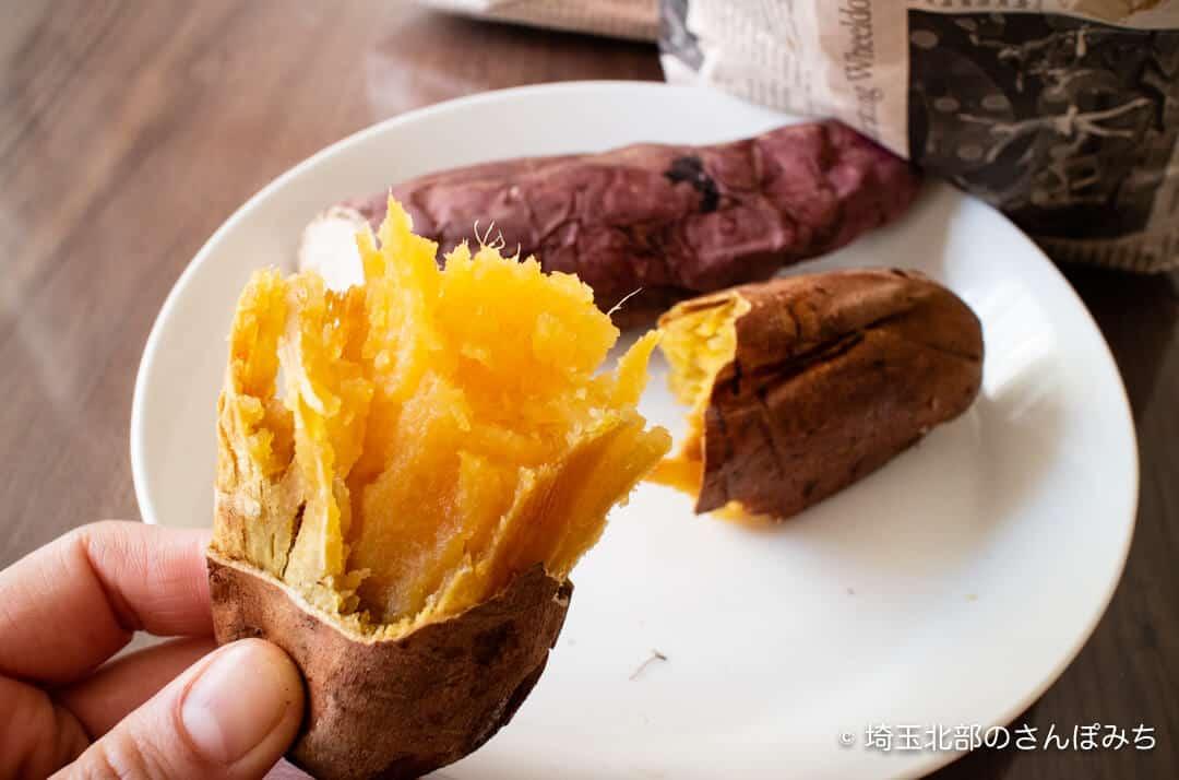芋屋TATA安納芋の焼き芋