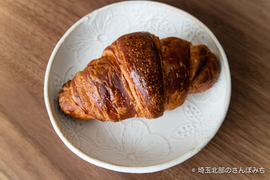 行田・パン屋SORA(そら)のクロワッサン