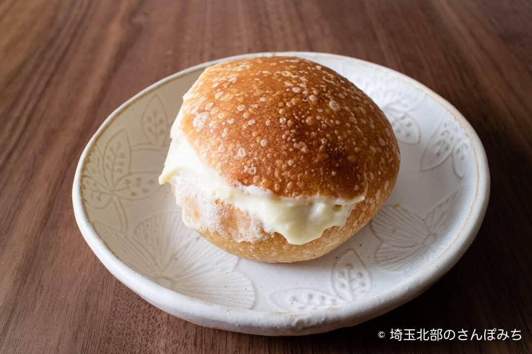 鳩山町・そのつもり「クリームパン」