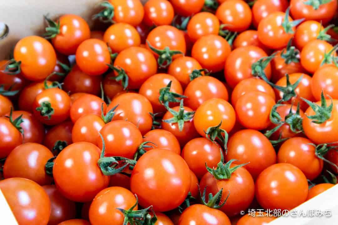 大宮の八百屋・サイバイマンのミニトマト