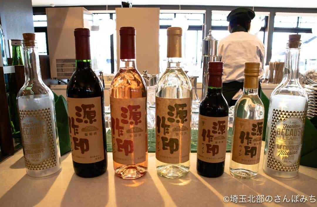 深谷・道の駅おかべNOLAのワイン