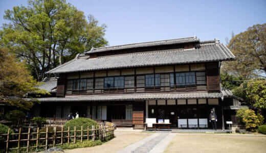 深谷・渋沢栄一生誕の地・中の家