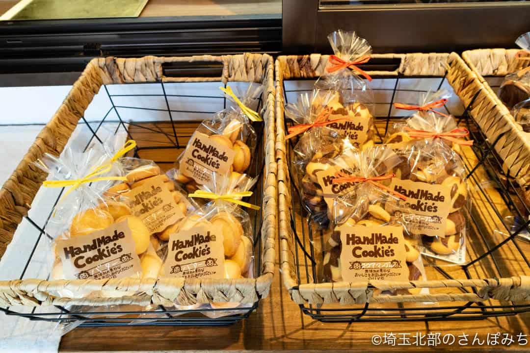 行田・菓子工房オリーブのクッキー(バター・ココアマーブル))