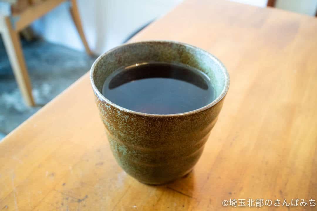小川町のカレー・強い女の京番茶