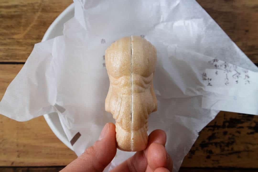 深谷・糸屋製菓店翁最中の皮