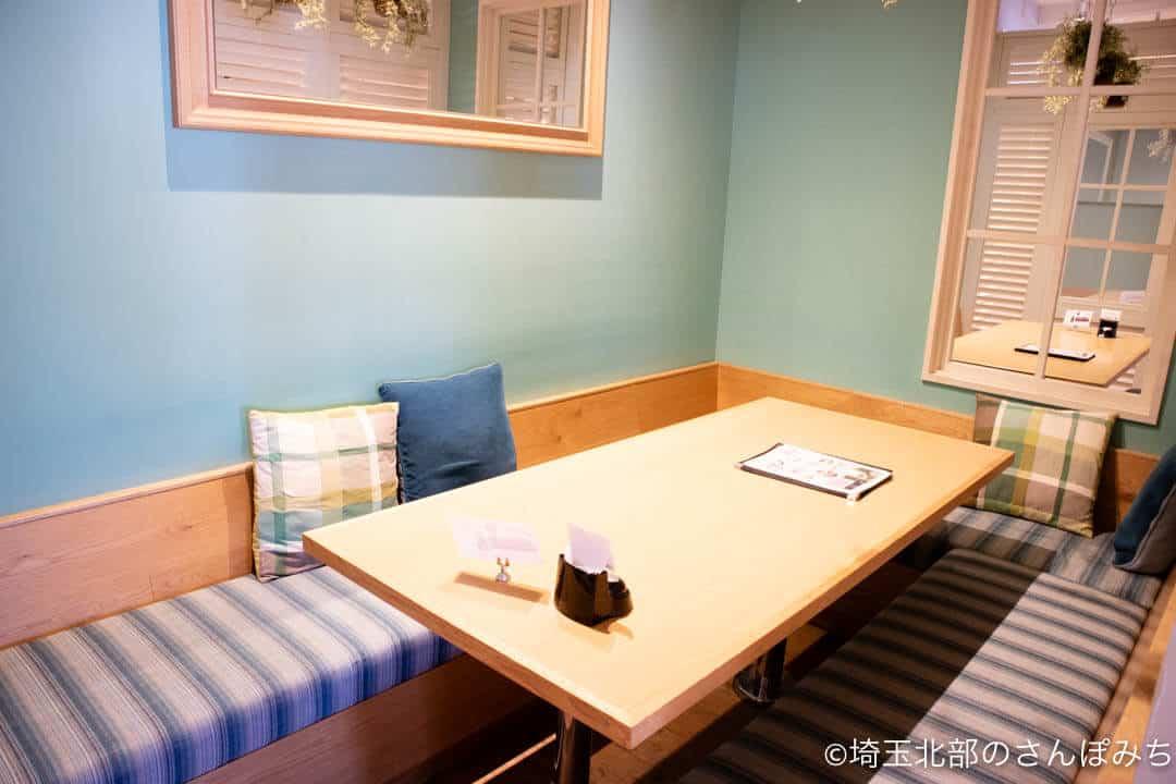 ヒナノ珈琲半個室