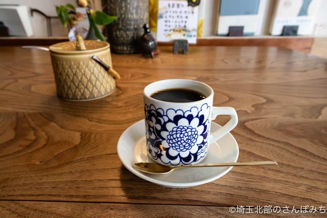 秩父・喫茶カルネのコーヒー