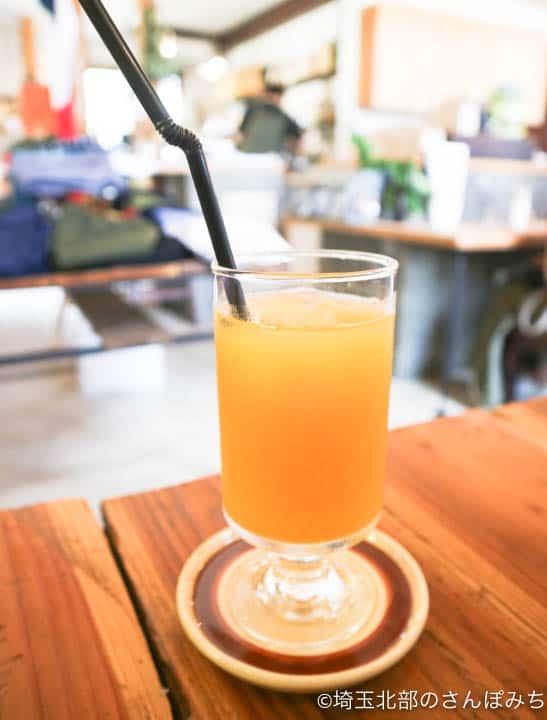 足利のカフェ・八蔵のおこさまドリンク