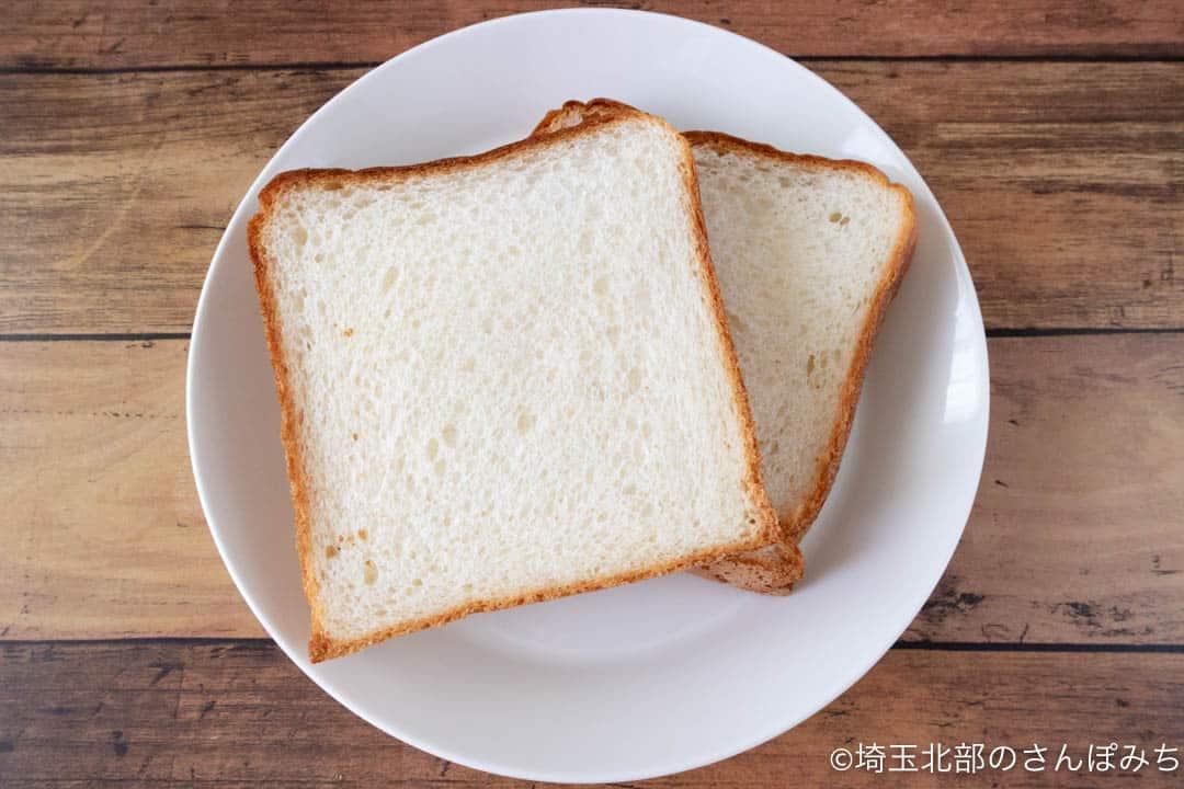 川越ベーカリー楽楽・プレミアム食パン
