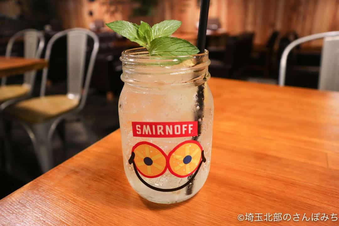 熊谷カフェ・カルペディエムのレモネード