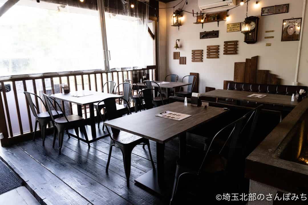 熊谷・チーズカフェcircolo(チルコロ)テラス席